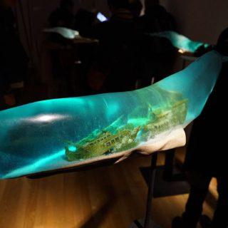 Le balene fluttuanti di Isana Yamada | Collater.al