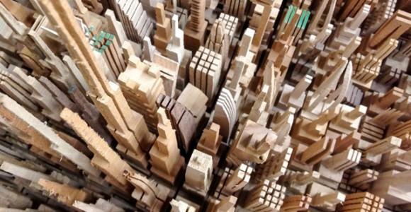 Le città di legno di James McNabb | Collater.al