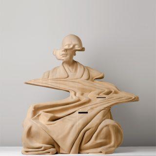 Le sculture anamorfiche di Paul Kaptein | Collater.al