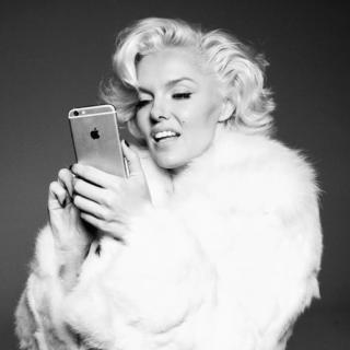 Marilyn Monroe e le icone dei nostri giorni | Collater.al