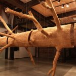 Middle Fork sculpture by John Grade | Collater.al