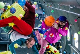 OK Go - Upside Down & Inside Out | Collater.al