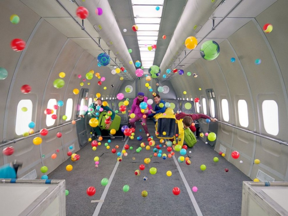 OK Go - Upside Down & Inside Out   Collater.al