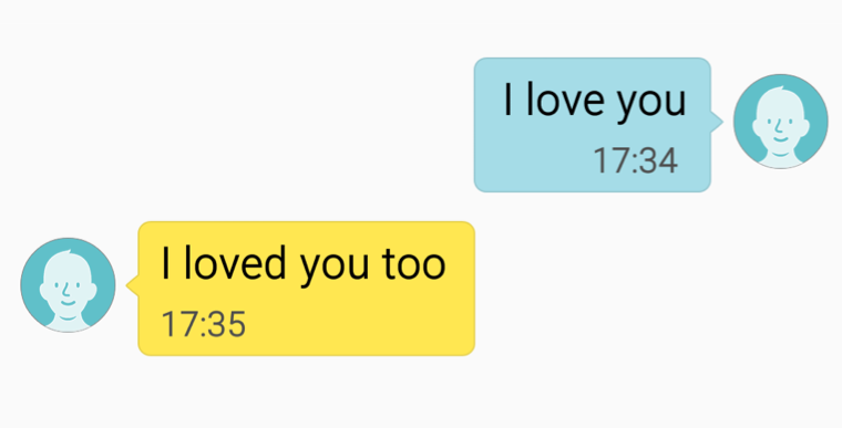 L'amore (perduto) ai tempi della messaggistica istantanea
