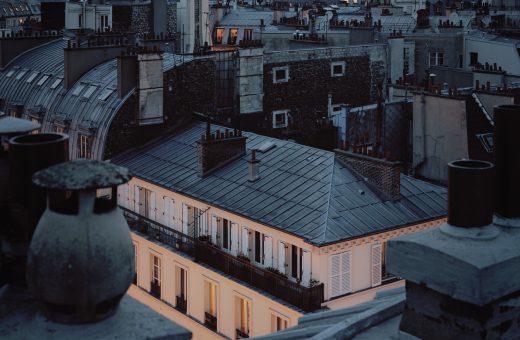 Parigi e gli scatti insonni di Alain Cornu