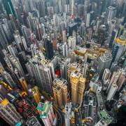 Urban Jungle - Hong Kong vista dagli occhi di un drone   Collater.al