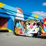 I graffiti super pop di Jo Di Bona | Collater.al