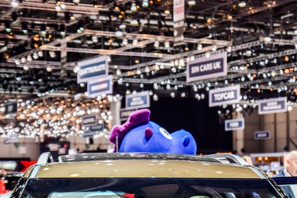 Al salone dell'auto di Ginevra in compagnia di SEAT | Collater.al