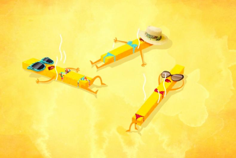 12 divertenti micro storie da 1 secondo