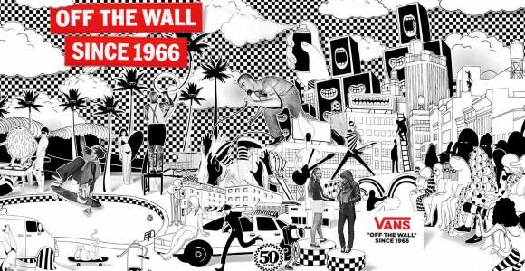"Vans - 50 anni di ""Off The Wall"" | Collater.al"