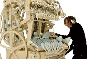Wintergatan Marble Machine by Martin Molin | Collater.al