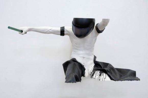 Le incredibili sculture in legno e alluminio di Gregor Gaida   Collater.al