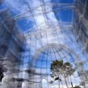 Edoardo Tresoldi - La Basilica ricostruita con la rete metallica | Collater.al evd