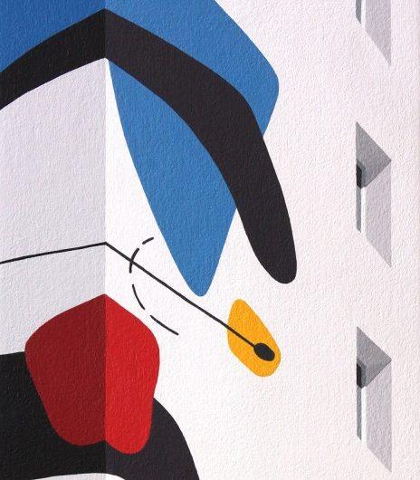 I dipinti architettonici di Roos van Dijk