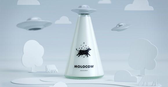 Molocow - Latte alieno per piccoli mostri | Collater.al evd
