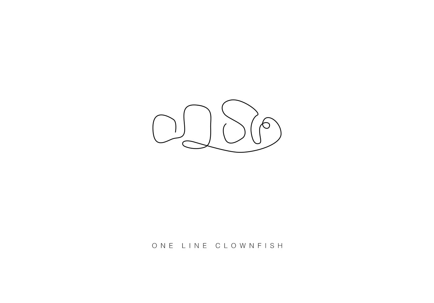 One Line Art Bear : I disegni oneline dello studio differantly collater al