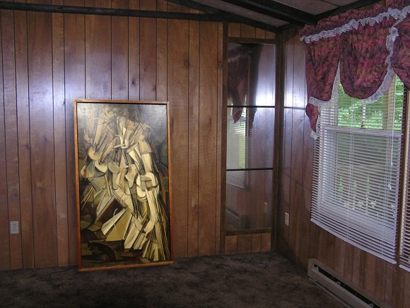Great art in ugly rooms – Quadri famosi in posti brutti – Paul Kremer | Collater.al
