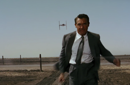 DARTH BY DARTHWEST – Alfred Hitchcock incontra George Lucas