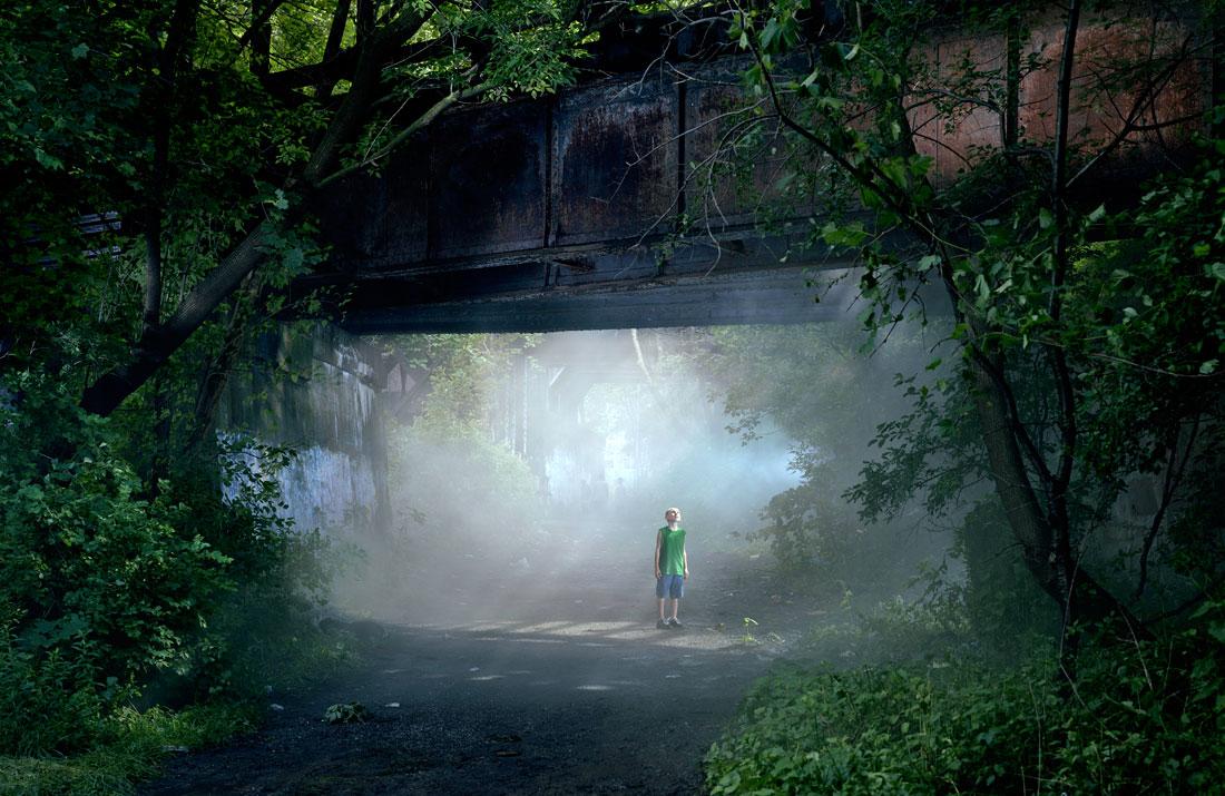 Gregory Crewdson e le sue foto che sono quasi un film