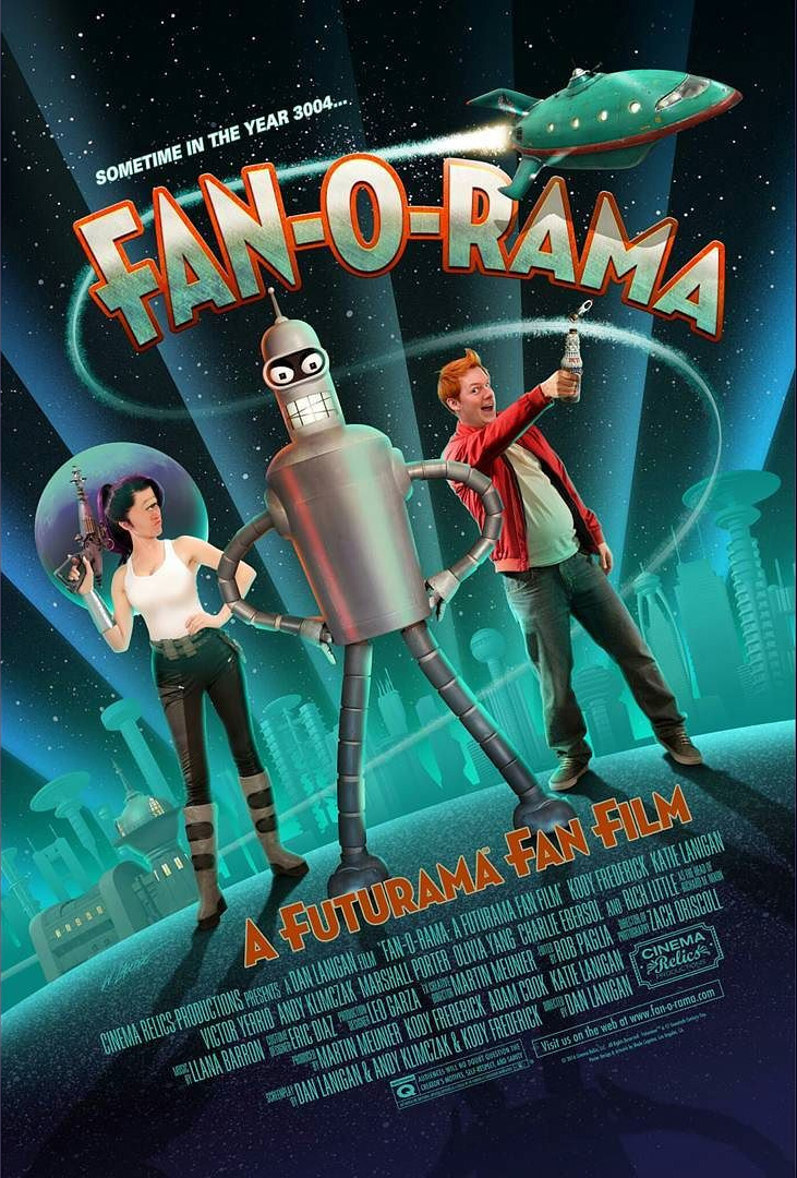 Fan-O-Rama – Futurama diventa un film | Collater.al