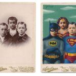 I supereroi vintage di Alex Gross   Collater.al