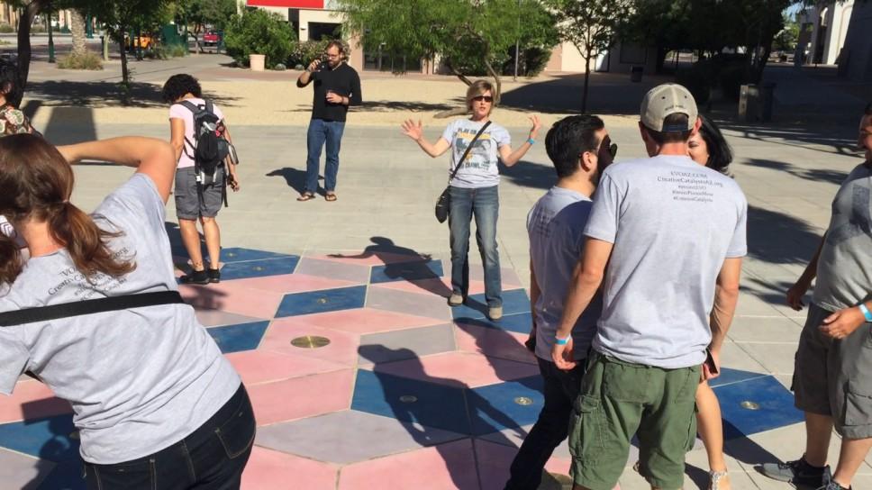Mesa Musical Shadows – Le ombre diventano musica | Collater.al