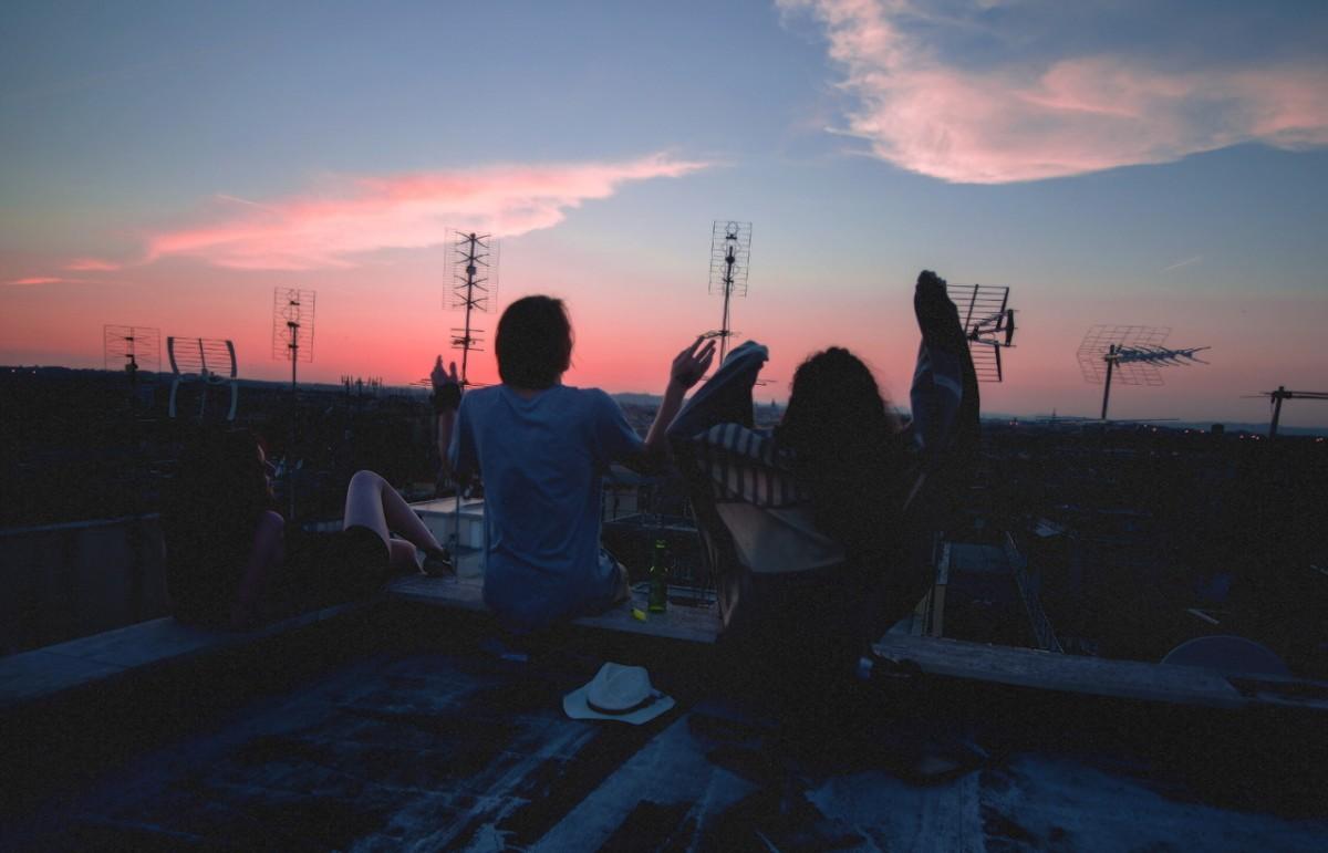 La gioventù siciliana attraverso l'obiettivo di Paolo Raeli | Collater.al