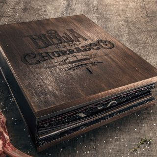 Tramontina - The Bible of Barbecue | Collater.al