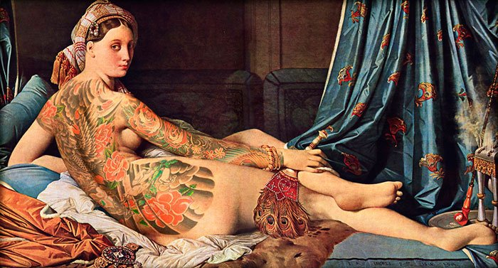 The Art of Tattoo – Nicolas Amiard