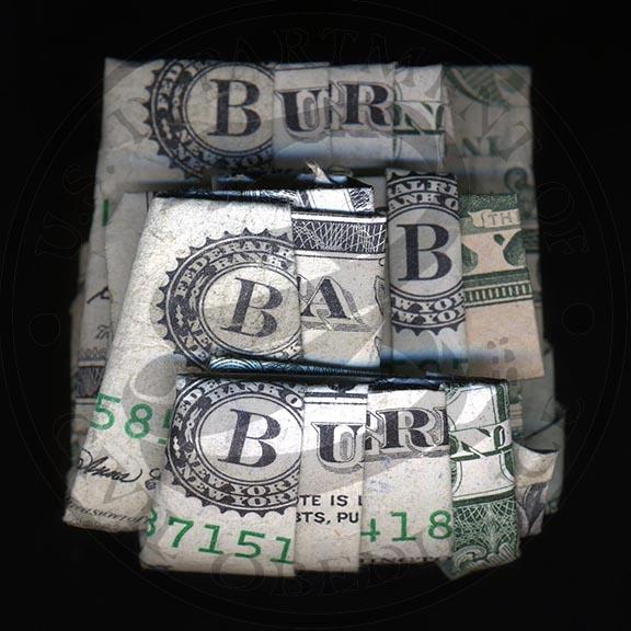 I Dollari parlanti di Dan Tague | Collater.al - Burn Baby Burn