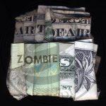 I Dollari parlanti di Dan Tague | Collater.al – Art Faie Zombies (Zimbabwe & US)