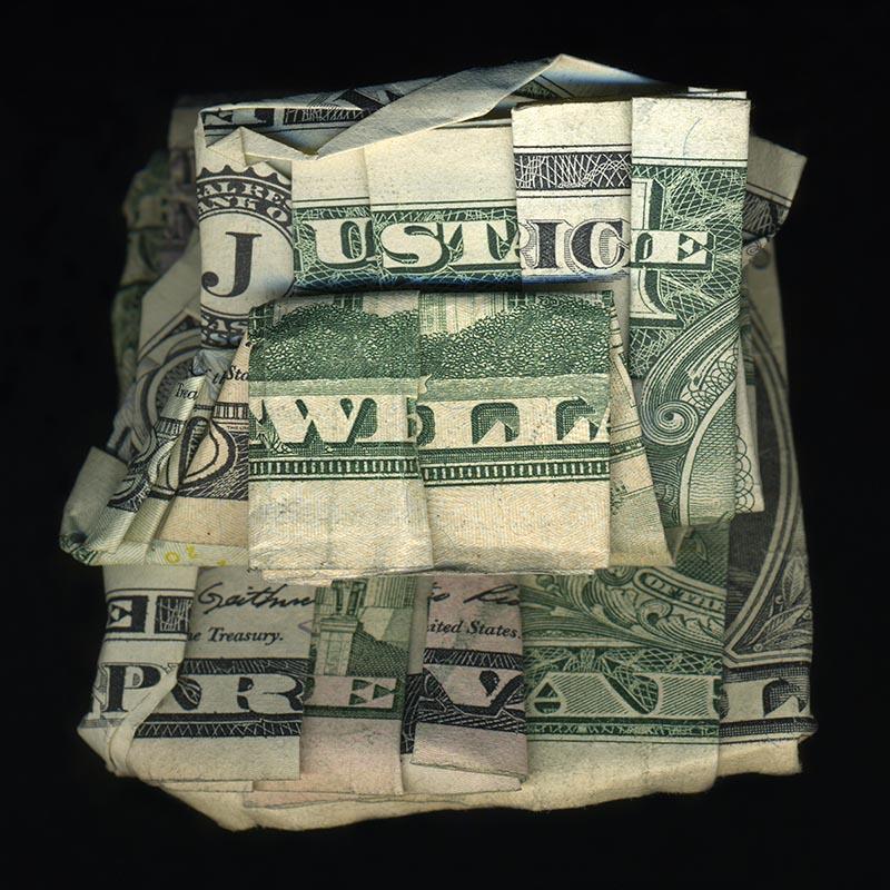 I Dollari parlanti di Dan Tague | Collater.al - Justice Will Prevail
