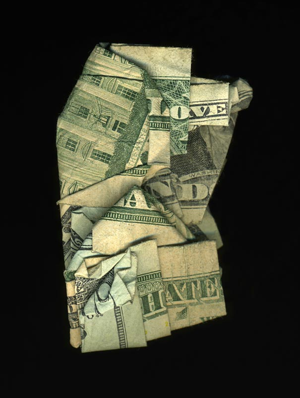 I Dollari parlanti di Dan Tague | Collater.al - Love And Hate