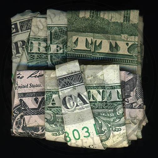 I Dollari parlanti di Dan Tague | Collater.al - Pretty Vacant