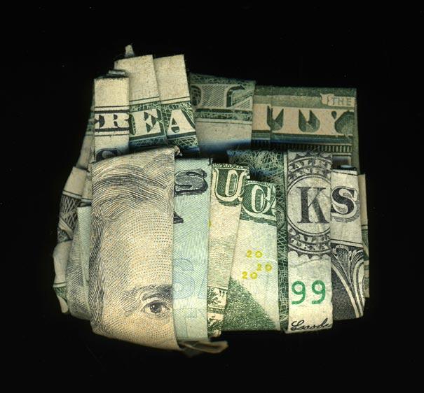 I Dollari parlanti di Dan Tague | Collater.al - Reality Sucks