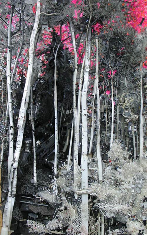 Le sculture spazzatura di Tom Deininger | Collater.al