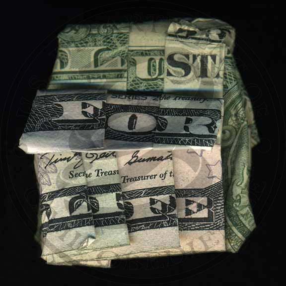 I Dollari parlanti di Dan Tague | Collater.al - Lust for Life
