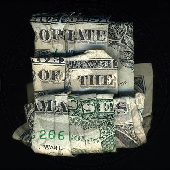 I Dollari parlanti di Dan Tague | Collater.al - Opiate of the Masses