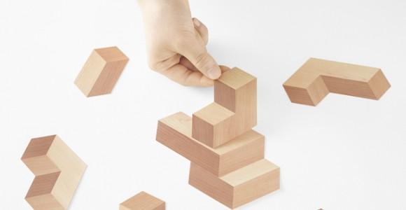 Paper-brick - L'incastro perfetto tra design e divertimento | Collater.al