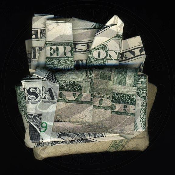 I Dollari parlanti di Dan Tague | Collater.al - Personal Savior