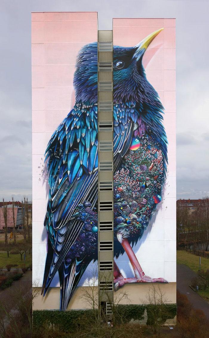 Starling - Lo Storno di Berlino   Collater.al