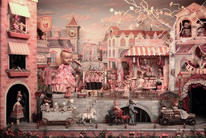 Memory Lane – Il macabro diorama di Mark Ryden