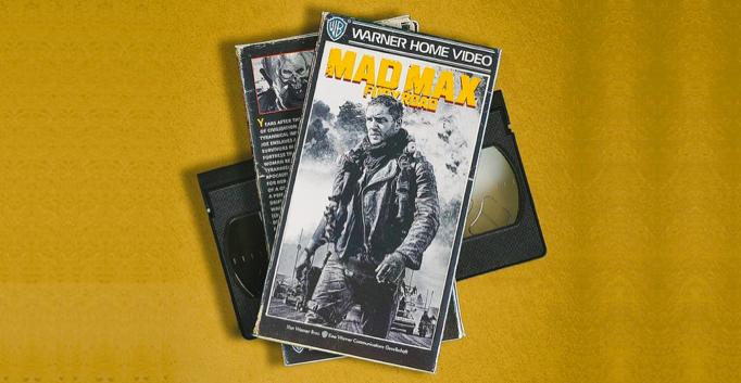 Offtrackoutlet – Film moderni in versione VHS