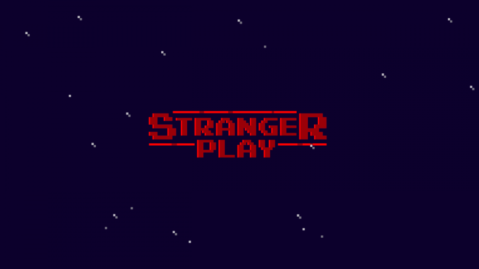 Pac-Man + Stranger Things = Stranger Play | Collater.al