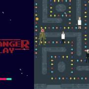 Pac-Man + Stranger Things = Stranger Play | Collater.al