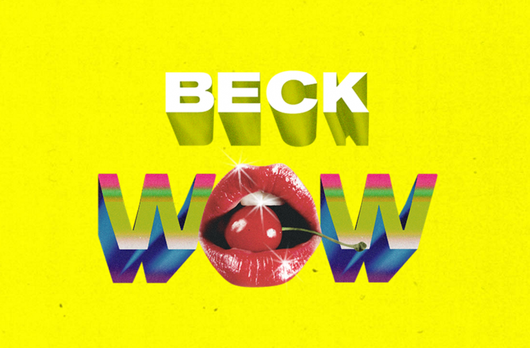 WOW – Il nuovo video di Beck
