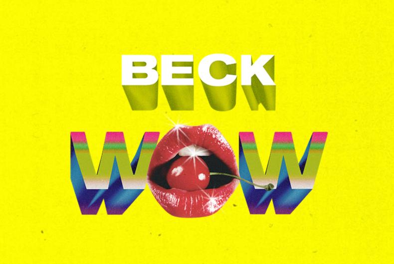 WOW – Il nuovo video di Beck