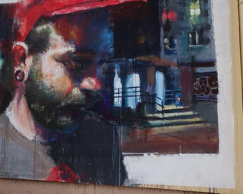 La street art pittorica di Sebas Velasco | Collater.al