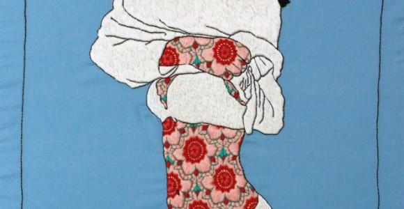 I sensuali ricami di Jessica So Ren Tang | Collater.al