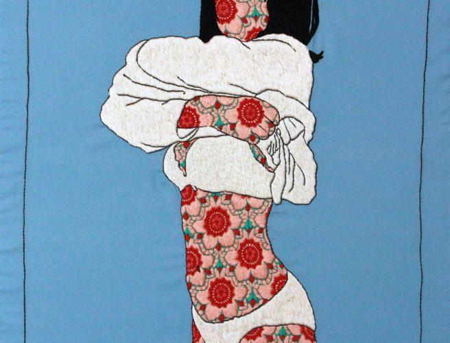 I sensuali ricami di Jessica So Ren Tang